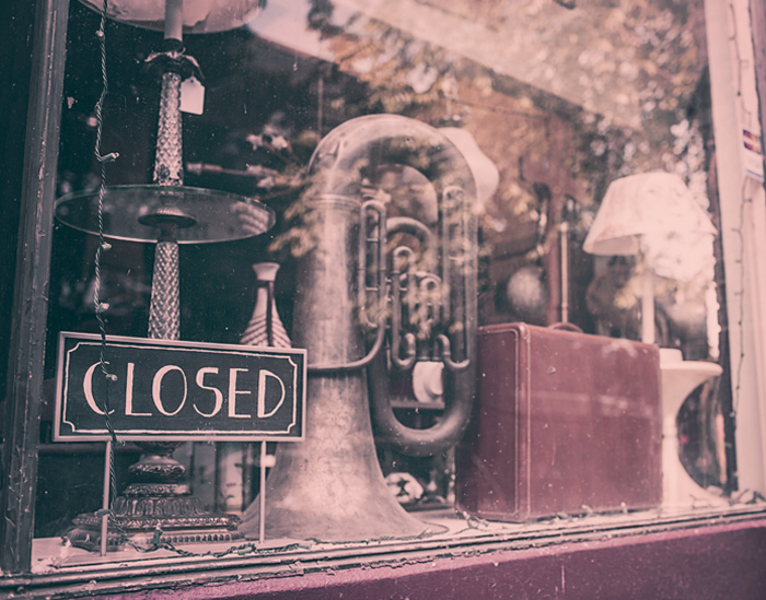 vintage-music-closed-shop
